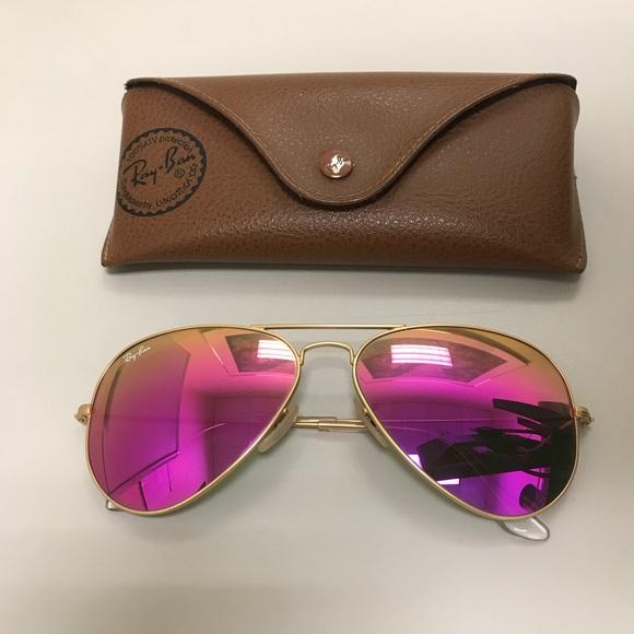 46bfc32d36a Ray-Ban Accessories - Ray- Ban Standard Original 58mm Aviator Sunglasses